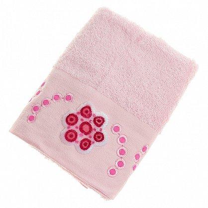 Полотенце Aden, розовый 50*90 (2000000000350-r), фото 1