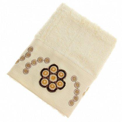 Полотенце Aden, крем 50*90 (2000000000350-kr), фото 1