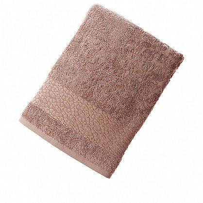 Полотенце Fidan Soffi, коричневый 70*130 (2000000002378-k), фото 1