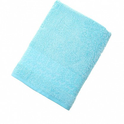 Полотенце Fidan Soffi, голубой 70*130 (2000000002378-g), фото 1