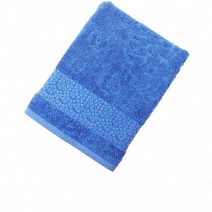 Полотенце Fidan Soffi, синий 70*130 (2000000002378-sin), фото 1