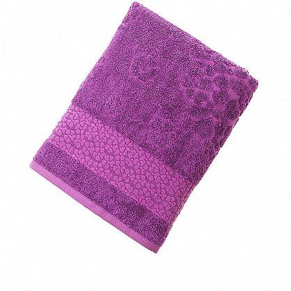 Полотенце Fidan Soffi, фиолет 70*130 (2000000002378-f), фото 1