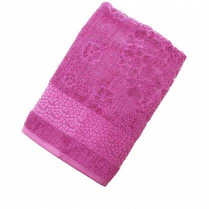 Полотенце Fidan Soffi, розовый 70*130 (2000000002378-r), фото 2