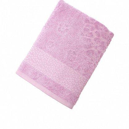 Полотенце Fidan Soffi, розовый 70*130 (2000000002378-r), фото 1
