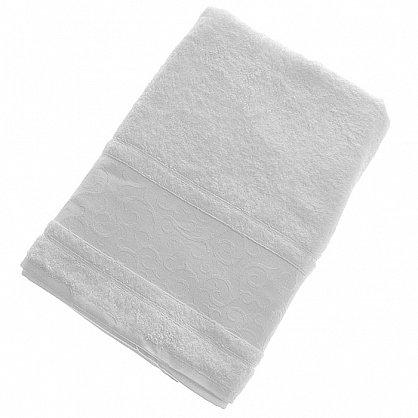 Полотенце Fidan Elegant, белый 70*140 (2000000002002-bl), фото 1