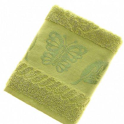 Полотенце Cotton Butterfly, зеленый 50*90 (2000000002125-z), фото 1