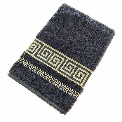 Полотенце Versace, серый 70*140 (2000000001623-s), фото 1