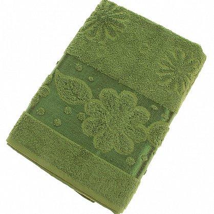 Полотенце Florans, зеленый 70*140 (2000000001333-z), фото 1