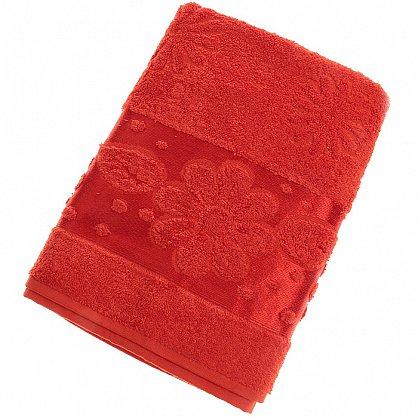 Полотенце Florans, красный 70*140 (2000000001333-ks), фото 1