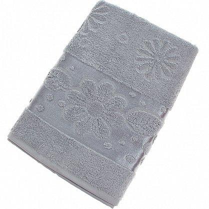 Полотенце Florans, серый 70*140 (2000000001333-s), фото 1