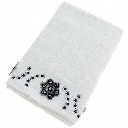 Полотенце Aden, белый 70*140 (2000000000343-bl), фото 1