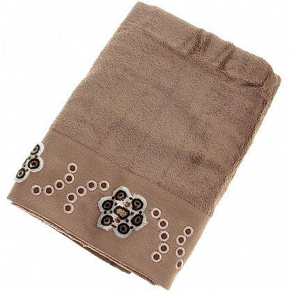 Полотенце Aden, коричневый 70*140 (2000000000343-k), фото 1