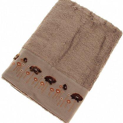 Полотенце Summer, коричневый 70*140 (2000000000336-k), фото 1