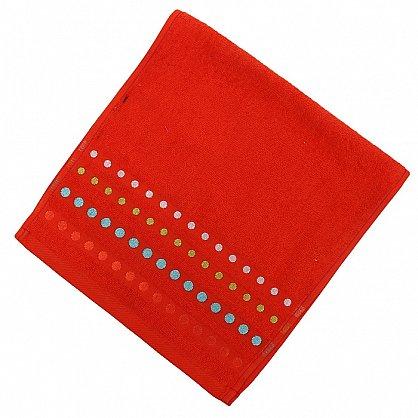 Полотенце Disco, красный 30*64 (2000000000459-ks), фото 1