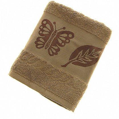Полотенце Cotton Butterfly, олива 50*90 (2000000002125-ol), фото 1