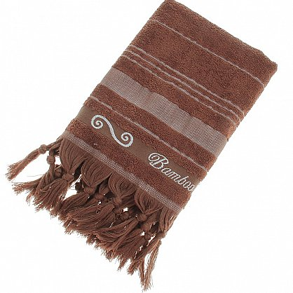 Полотенце Fidan Asyan, коричневый 50*90 (2000000002316-k), фото 1