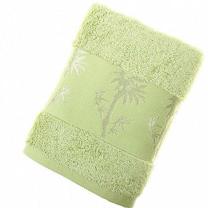 Полотенце Bamboo, зеленый 50*90 (2000000000251-z), фото 1