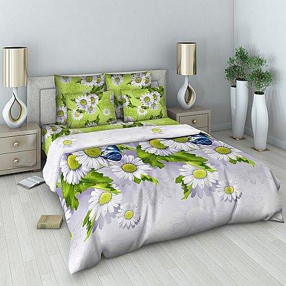 """Комплект постельного белья """"Летний день"""" 162 (евро) (092390), фото 1"""