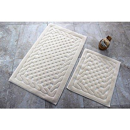 Набор ковриков для ванной DO&CO BAMBI (50*60; 60*100), бежевый (mt-103560), фото 1