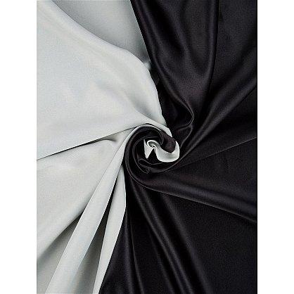 Комплект портьер №026 Черный, Молочный (rt-100149), фото 4