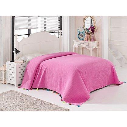 Покрывало DO&CO POP, розовый, 160*220 см (mt-103576), фото 1