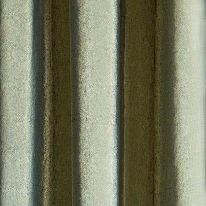 """Комплект штор """"Тафта Салатовый"""", 155*290 см (ml-100972), фото 2"""