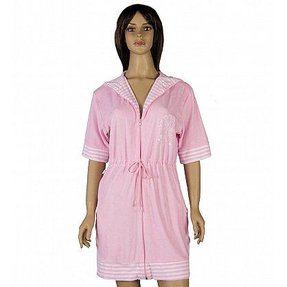 Халат женский Virginia Secret, Розовый, р. S/M (44-46) (tg-100010), фото 1