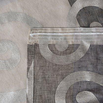 "Комплект штор ""Афина Фиолетовый"" (ml-101946), фото 3"