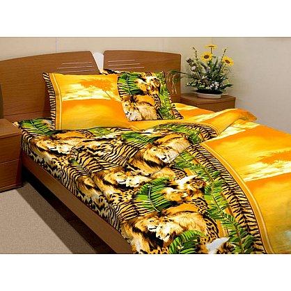 """Комплект постельного белья """"Король Лев"""" 2229-1 (1.5 спальное) (096829), фото 1"""