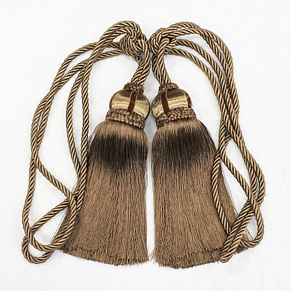 Кисти Ajur HK K7-56, коричневый, 60 см (tr-101670), фото 1