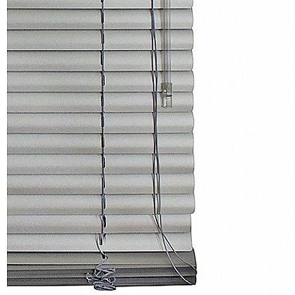 Жалюзи алюминиевые Серебро-брокат, ширина 80 см (ZH-211-080), фото 3