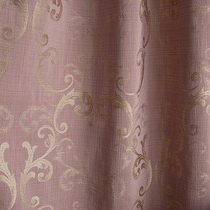 """Комплект штор """"Элиот Розовый"""", 190*300 см (ml-100041), фото 3"""