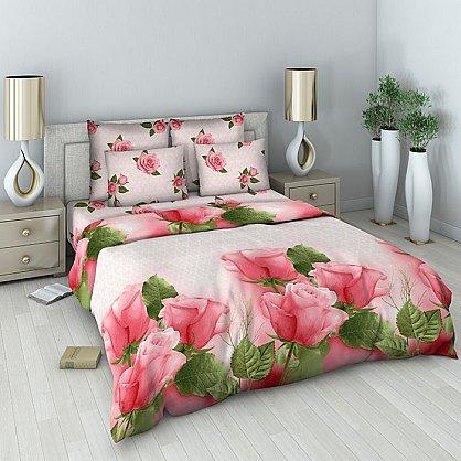 """Комплект постельного белья """"Розелла-1"""" 300-1 (евро) (102125), фото 1"""