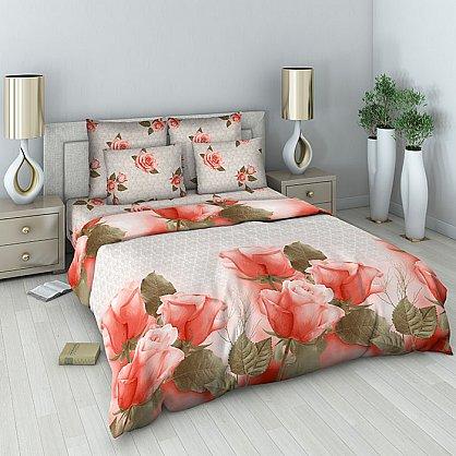 """Комплект постельного белья """"Розелла-2"""" 300-2 (евро) (102773), фото 1"""
