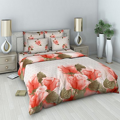 """Комплект постельного белья """"Розелла-2"""" 300-2 (v-300-2), фото 1"""