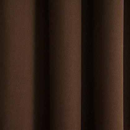 """Комплект штор """"Кэпитал Венге"""", 150*270 см (ml-100346), фото 3"""