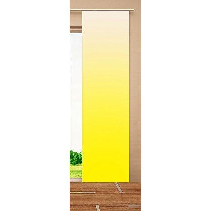 "Японская штора цветная ""Желтая тень-A"" (w678-308-A), фото 1"