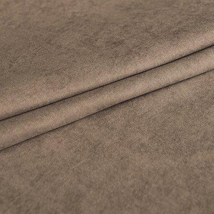 "Комплект штор с подхватами ""Софт"", темно-бежевый (bl-200200-gr), фото 3"