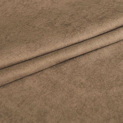 "Комплект штор с подхватами ""Софт"", темно-бежевый (bl-200200-gr), фото 2"