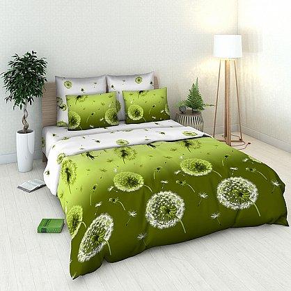 """Комплект постельного белья """"Дуновение ветра-1"""" 3413-1 (1.5 спальное) (97845), фото 1"""