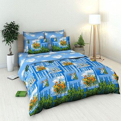 """Комплект постельного белья """"Березовая роща"""" 3570 (v-3571), фото 1"""