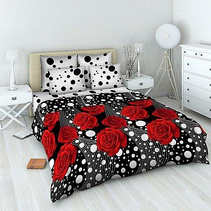 """Комплект постельного белья """"Комильфо"""" 3592 (евро) (098064), фото 1"""