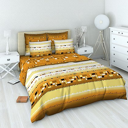"""Комплект постельного белья """"Сонет-2"""" 3601-2 (1.5 спальное) (098177), фото 1"""