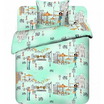 """Комплект постельного белья """"Парижский бульвар"""" 3788 (102039), фото 2"""