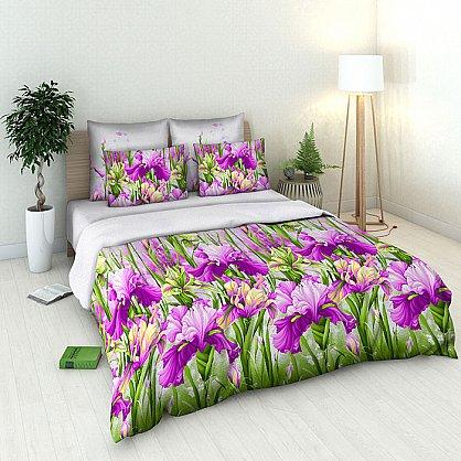 """Комплект постельного белья """"Ирсен-2"""" 3980-2 (семейное) (098356), фото 1"""