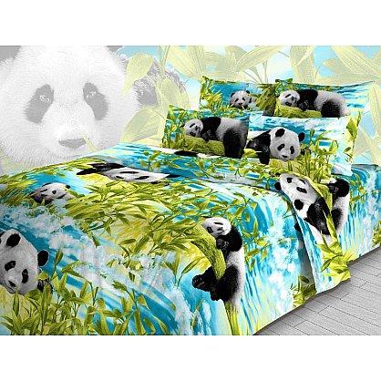 """Комплект постельного белья """"Бамбуковые мишки-1"""" 3999-1 (102185), фото 2"""