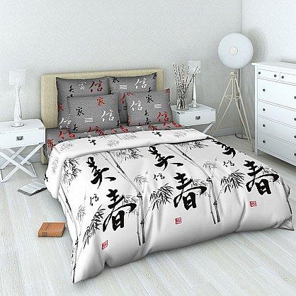 """Комплект постельного белья """"Символ благополучия"""" 4038 (1,5 спальное) (098055), фото 1"""
