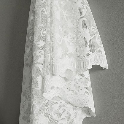 "Комплект штор ""Хелио Белый"" (ml-200017-gr), фото 2"