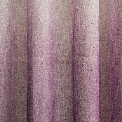 """Комплект штор """"Спектрум Фиолетовый"""", 145*290 см (ml-100329), фото 3"""