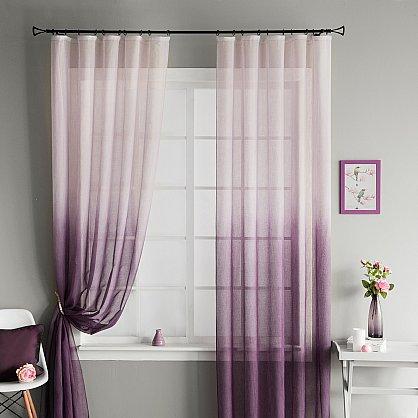 """Комплект штор """"Спектрум Фиолетовый"""", 145*290 см (ml-100329), фото 2"""